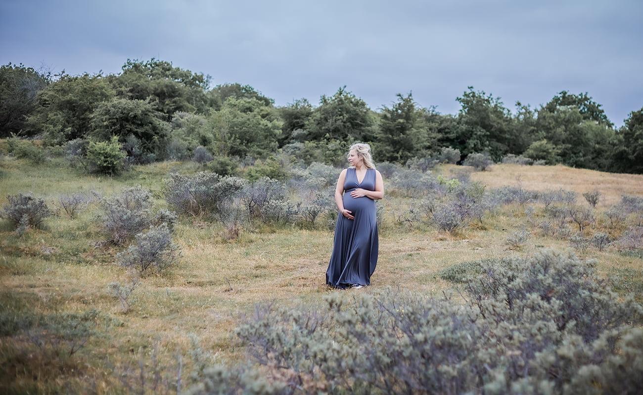 Locatie Shoot Zwangerschap © Quo Fotografie