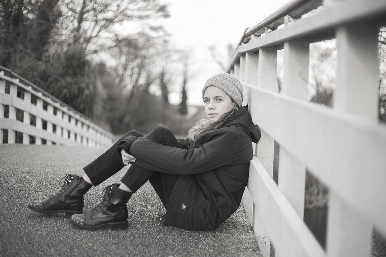Locatie Shoot Portretten © Quo Fotografie