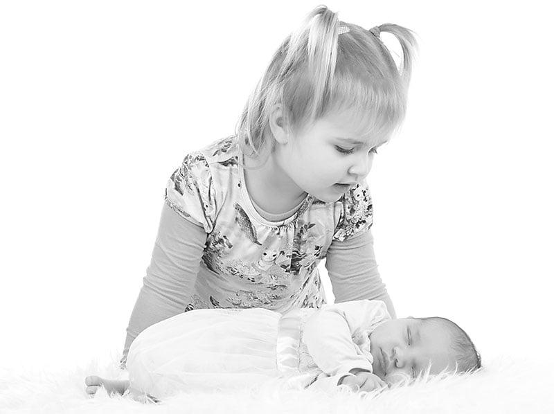 Locatie Shoot Life Style Newborn © Quo Fotografie