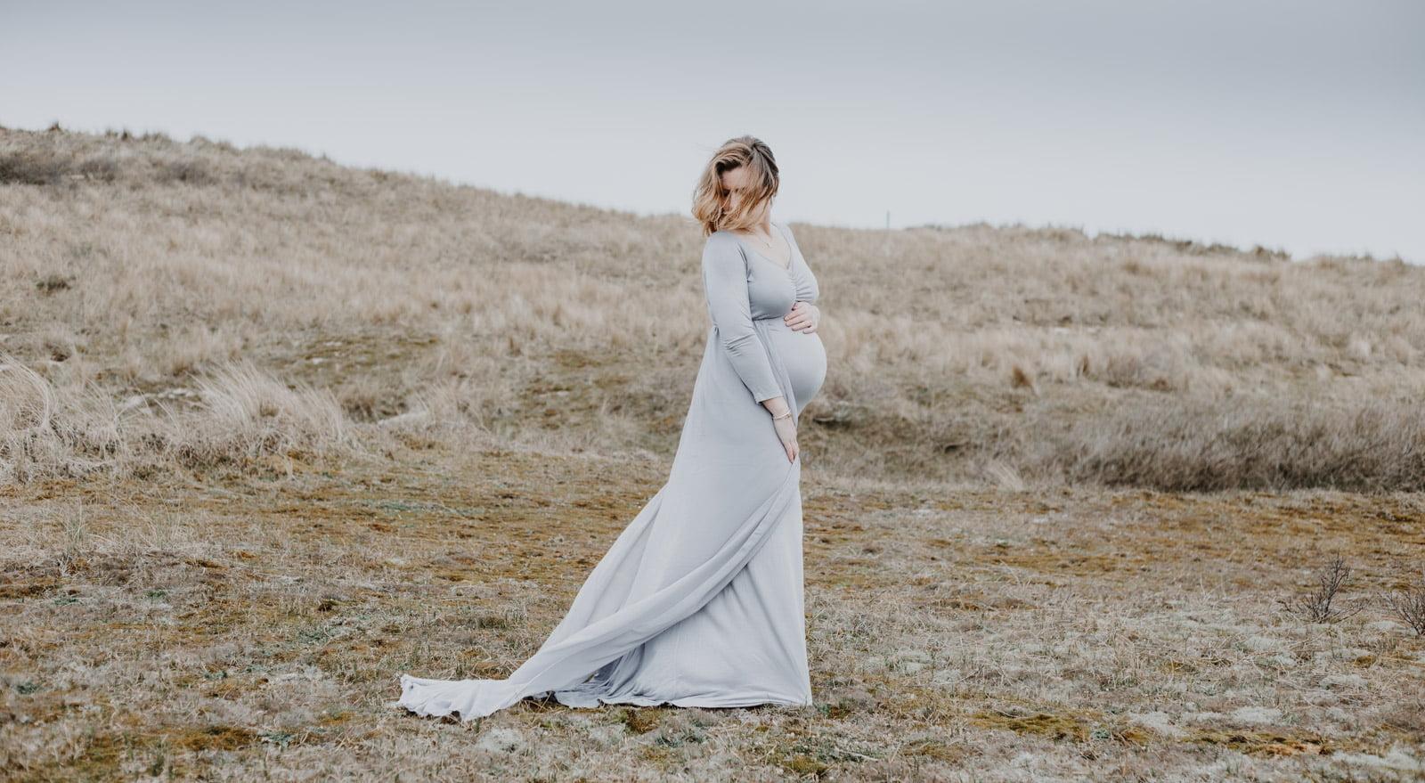 Locatieshoot Zwangerschap